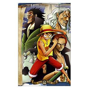 One Piece. Размер: 60 х 95 см